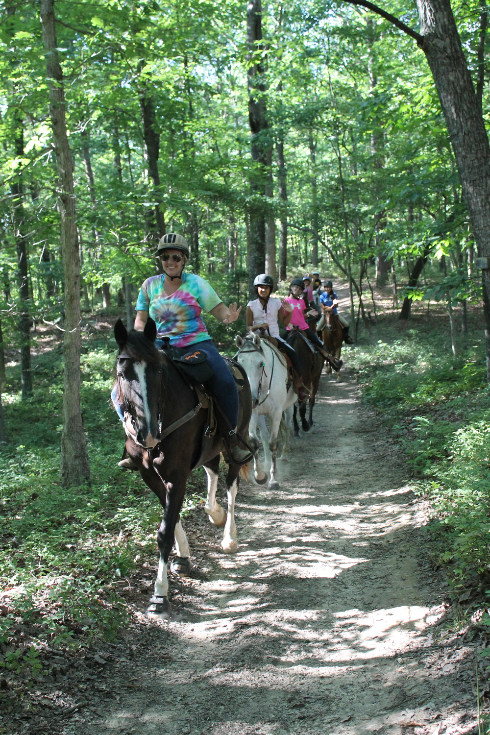 Horseback Riding Camp For Girls Valley View Ranch Georgia